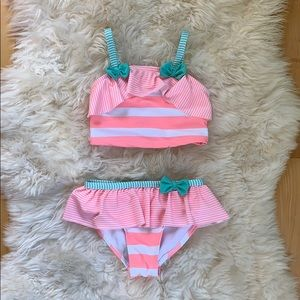 Toddler girl Bikini 👙, size 3T